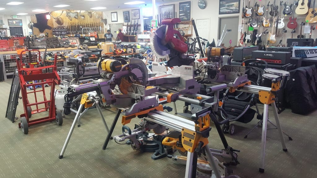 Used power tools for sale colorado springs cash loan for power tools