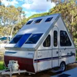 Travel lite trailer, Tow behind trailer, pop-up Camper, RV pawn and loan
