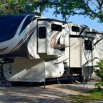 fifth wheel recreational vehicle, 5th wheel RV