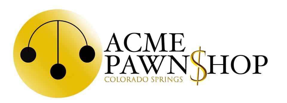 Logo Acme Pawnshop Colorado Springs
